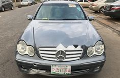 Neat Foreign used 2005 Mercedes-Benz C240