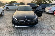 Clean Foreign used Mercedes-Benz C63 2016