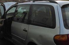 Nigeria Used Volkswagen Sharan 2003 Model Silver for Sale