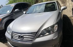 Foreign Used Lexus ES 350 2008 Model Silver