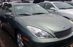 Foreign Used Lexus ES 330 2006 Model Green