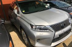 Foreign used Lexus RX350 2011