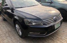 Nigeria Used Volkswagen Passat 2013 Model Black for Sale