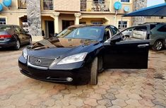 Foreign Used Lexus ES 350 2008 Model Black for Sale