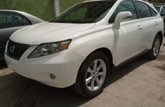 Clean Nigerian Used 2010 Lexus RX350 for sale