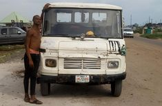 Nigerian used 2005  Mercedes Benz 113 Truck