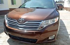 Foreign Used 2010 Venza Full Option