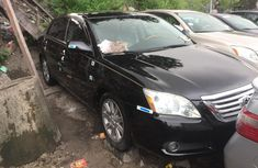 Foreign Used Toyota Avalon 20067 Model Black