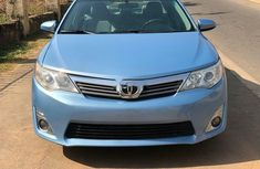 Foreign Used Toyota Camry 2012 Model Blue