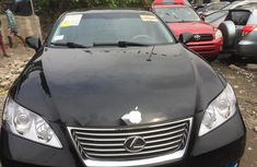 Foreign Used Lexus ES2008 Model Black