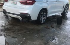 Foreign Used BMW X6 2016 Model White