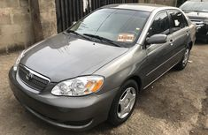 Clean Foreign used 2005 Toyota Corolla