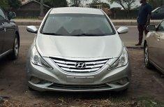 Nigeria Used Hyundai Sonata 2010 Model Silver