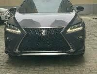 Clean Foreign used Lexus RX 2016