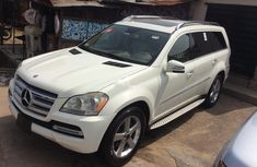 Clean Foreign used Mercedes-Benz GL-Class 2010
