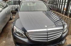 Nigeria Used Mercedes-Benz C300 2015 Model Gray