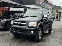 Neat Foreign used 2007 Toyota Sequoia