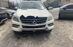 Clean Foreign used 2013 Mercedes-Benz ML350