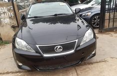 Neat Foreign used 2007 Lexus IS