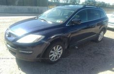 Foreign Used Mazda CX-9 2009 Model Blue