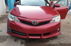 Clean Foreign used Toyota Camry 2013