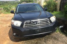Neat Foreign used 2008 Toyota Highlander