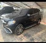 Nigeria Used Mercedes-Benz ML350 2012 Model Black