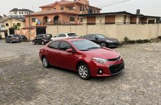 Neat Foreign used Toyota Corolla 2014