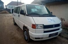 Foreign Used Volkswagen Transporter 2007 Model White