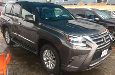 Foreign Used Lexus GX 2017 Model Gray