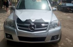 Foreign Used Mercedes-Benz GLK 2012 Model Silver