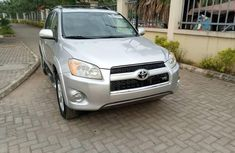 Foreign Used RAV4 2009 Model Silver