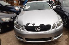 Clean Foreign used Lexus GS 2005