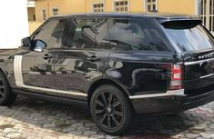 Clean Foreign used Land Rover Range Rover Vogue 2015