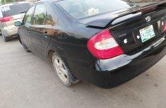 Nigeria Used Toyota Camry 2003 Model Black