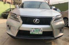 Nigerian used Lexus RX350 2014