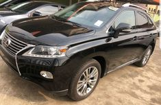 Foreign used Lexus RX350 2014