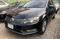 Neat Nigerian used Volkswagen Passat 2013