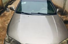 Nigeria Used Toyota Camry 2003 Model Gold for Sale