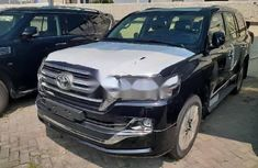 Clean Foreign used 2019 Toyota Land Cruiser