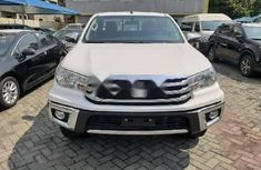 Clean Foreign used 2019 Toyota Hilux