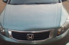 Foreign Used Honda Accord 2008 Model Green