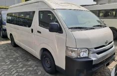 Clean Foreign used Toyota HiAce 2018 Manual