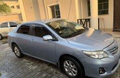 Neat Nigerian used Toyota Corolla 2011