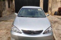 Clean Nigerian used 2005 Toyota Camry BigDaddy