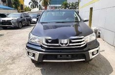 Foreign Used Toyota Hilux 2018 Model Black