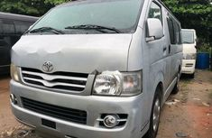 Neat Foreign used 2009 Toyota HiAce