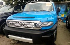 Neat Foreign used Toyota FJ CRUISER 2008