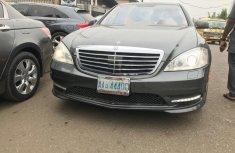 Nigeria Used Mercedes-Benz S550 2011 Model Gray