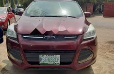Neat Nigerian used 2013 Ford Escape